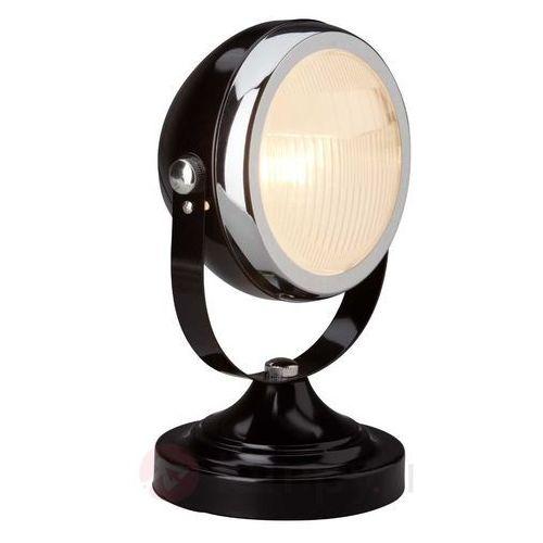Brilliant Rider lampa stołowa Czarny, 1-punktowy