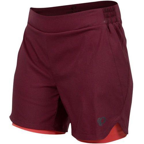 Pearl izumi journey spodnie rowerowe kobiety czerwony xs | 4 (34-36) 2018 szorty