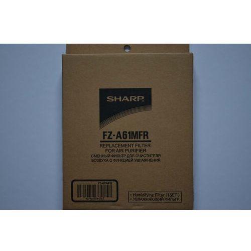 Filtr nawilżacza do modeli KC-A60/50/40EUW/D60/50/40EUW Gwarancja 24M SHARP. Zadzwoń 887 697 697. Korzystne raty, FZ-A61MFR