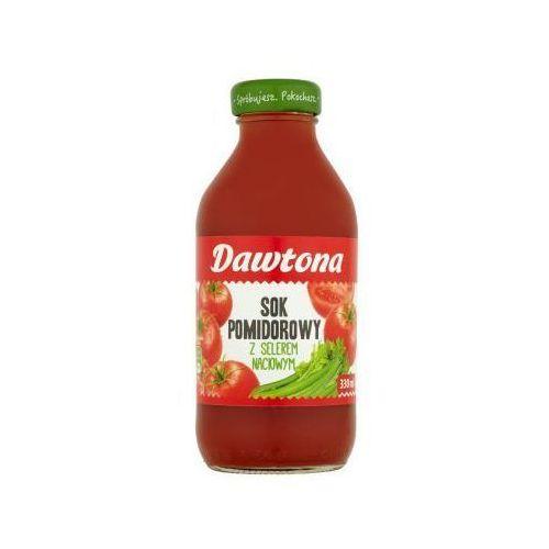 Sok pomidorowy z selerem naciowym 330 ml Dawton (5901713011039)