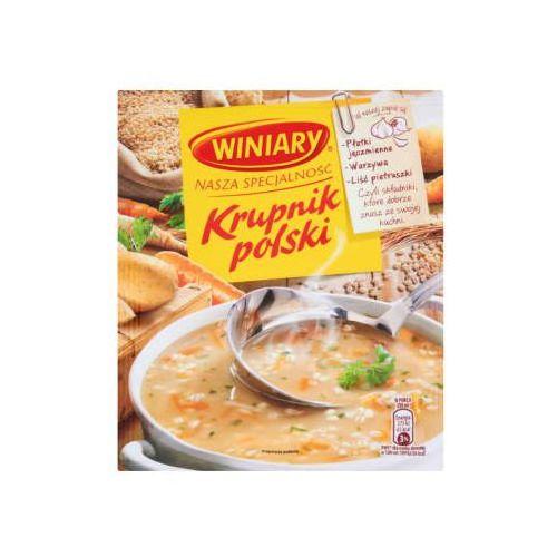 59g zupa krupnik polski standard marki Winiary