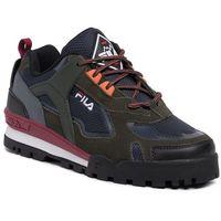Sneakersy - trailstep low 1010706.21n navy, Fila, 40-45