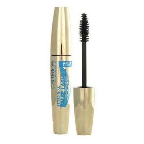 Catrice  better than false lashes waterproof mascara 12ml w tusz do rzęs 010 black (4250587753608)