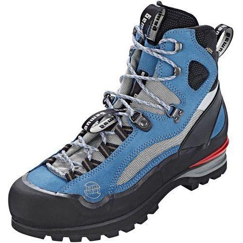 Hanwag ferrata combi gtx buty mężczyźni niebieski uk 10,5 | 45 2018 buty górskie