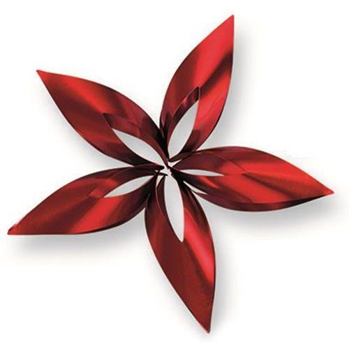 Philippi Ozdoba choinkowa stella czerwona s (p141013)