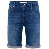 Calvin klein jeans jeansy niebieski denim