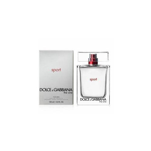 Dolce & Gabbana The One Sport, woda toaletowa, 100ml, Tester (M)