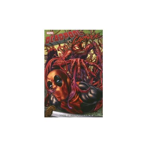 Deadpool Vs. Carnage, Marvel Comics