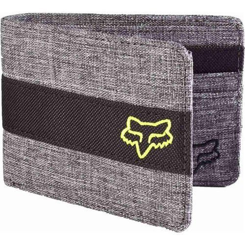 portfel FOX - Sturgis Bifold Wallet Heather Grey (040) rozmiar: OS