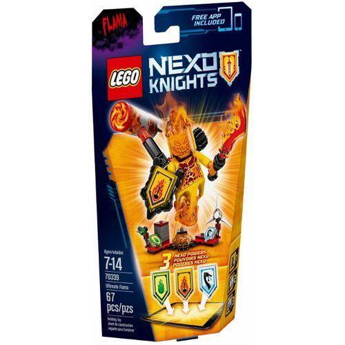 LEGO NEXO KNIGHTS, Flama, 70339 rabat 8%