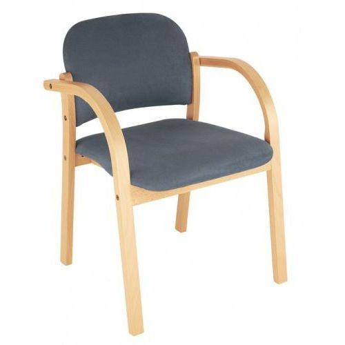 Krzesło ELVA - do poczekalni i sal konferencyjnych, konferencyjne, na nogach, stacjonarne, ELVA