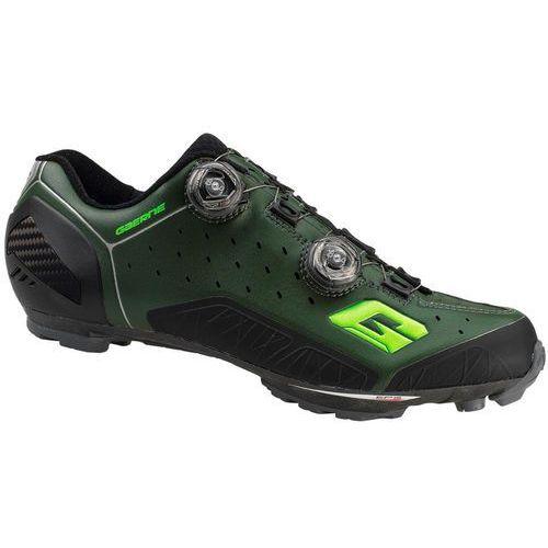 carbon g.sincro buty mężczyźni zielony us 9,5   44 2019 buty rowerowe marki Gaerne
