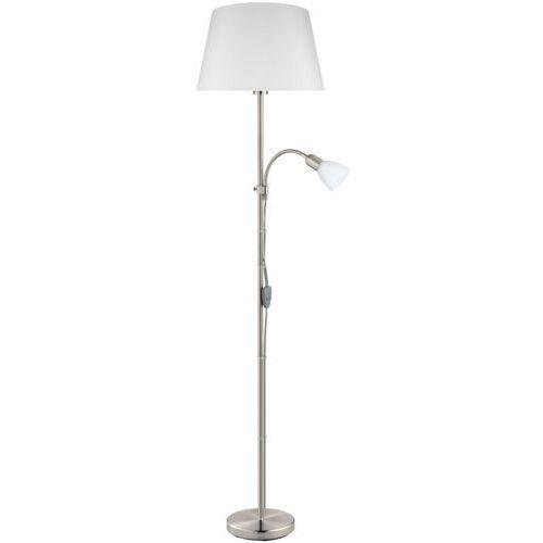 95686 - lampa podłogowa conesa 1xe27/60w + 1xe14/40w marki Eglo
