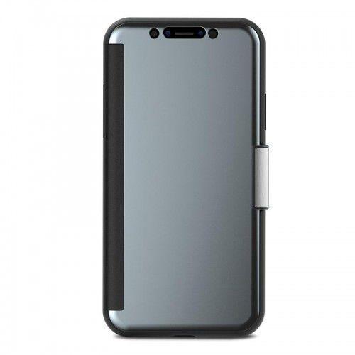 stealthcover - etui iphone x (gunmetal gray) marki Moshi