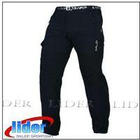 Spodnie trekkingowe męskie MILO NITO / black