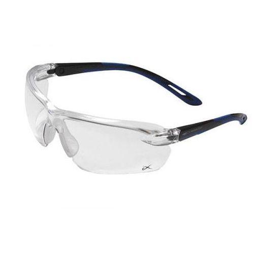 Okulary ochronne RACE przeźroczyste, 1RACE23C
