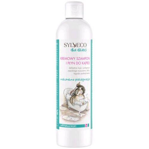 Sylveco - kremowy szampon i płyn do kąpieli dla dzieci