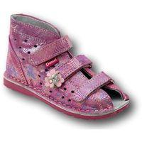 Daniel profilaktyczne buty wzór 260/270 kolor róż/fantazja