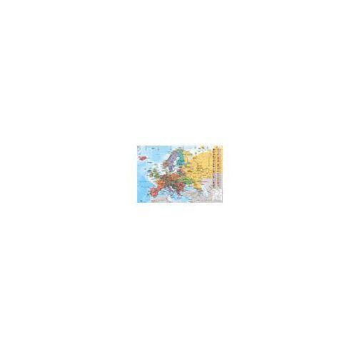 Mapa Europy 2013 - plakat (5028486233175)