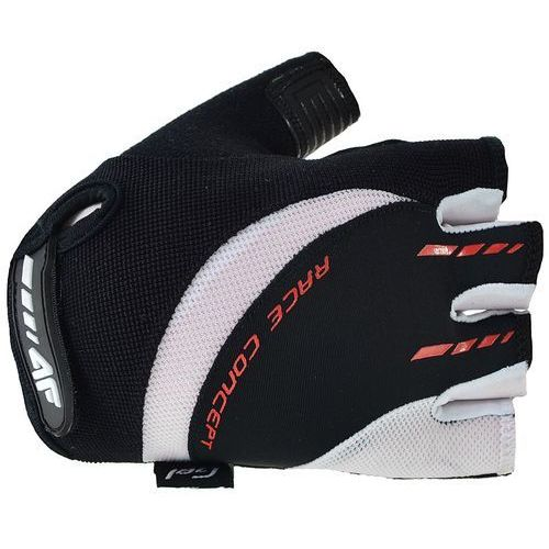 Rękawiczki rowerowe 4F RRU003 (Rozmiar:: M, Kolor:: Czarny)
