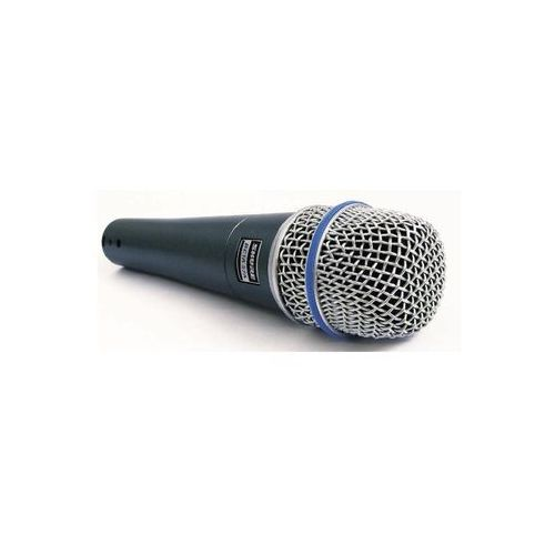 """SHURE Beta 57A mikrofon dynamiczny supercardio -5% na pierwsze zakupy z kodem """"START""""!"""