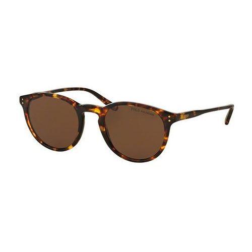 Okulary słoneczne ph4110 polarized 513483 marki Polo ralph lauren