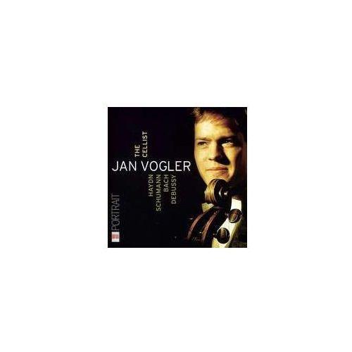 Jan vogler - the cellist: haydn, schumann, bach, debussy marki Berlin classics