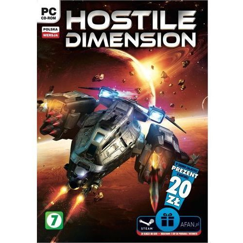 HOSTILE DIMENSION (PC)