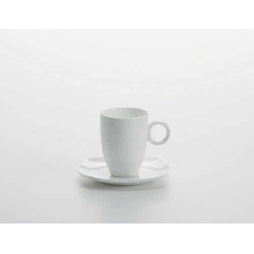 Cashmere Square - filiżanka do espresso z podstawką