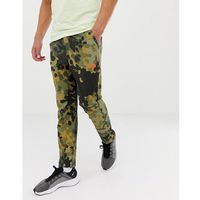 The North Face Mountek Woven Pant in Macrofleck Print - Green, 1 rozmiar
