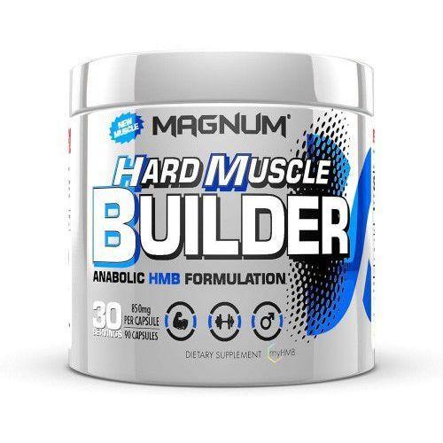 Magnum Nutraceuticals Hard Muscle Builder 90kaps