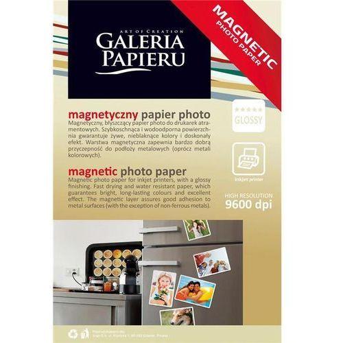 Papier fotograficzny photo glossy magnetyczny 10x15 marki Galeria papieru