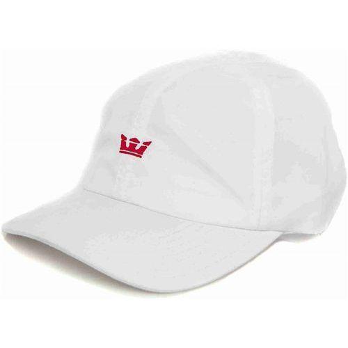 Supra Czapka z daszkiem - crown runner hat white-red (119) rozmiar: os