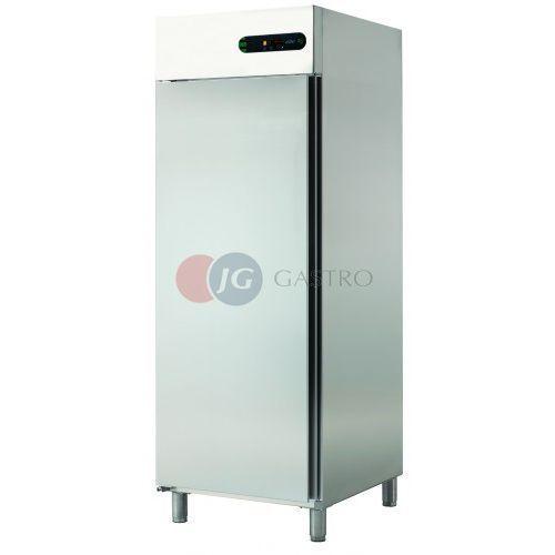 Szafa chłodnicza 1-drzwiowa na tace piekarnicze 600 l ecpb-701 r marki Asber