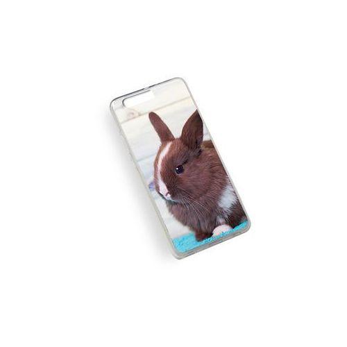 Foto Case - Huawei P10 Plus - etui na telefon Foto Case - brązowy królik