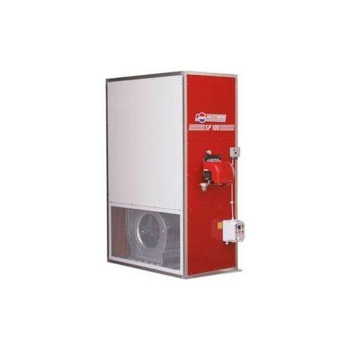 Nagrzewnica olejowa z odprowadzaniem spalin SP 200 - promocja