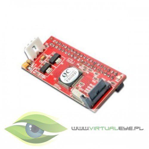 Konwerter złącza SATA do napędów IDE/ATA (HDD), Chipset: JM20330