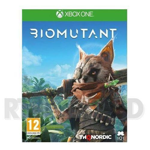 Biomutant (Xbox One) Darmowy transport od 99 zł | Ponad 200 sklepów stacjonarnych | Okazje dnia!