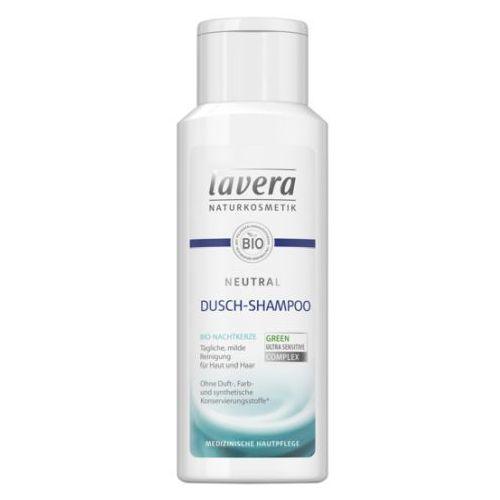 Lavera Żel do mycia włosów i ciała do skóry suchej i alergicznej 200ml