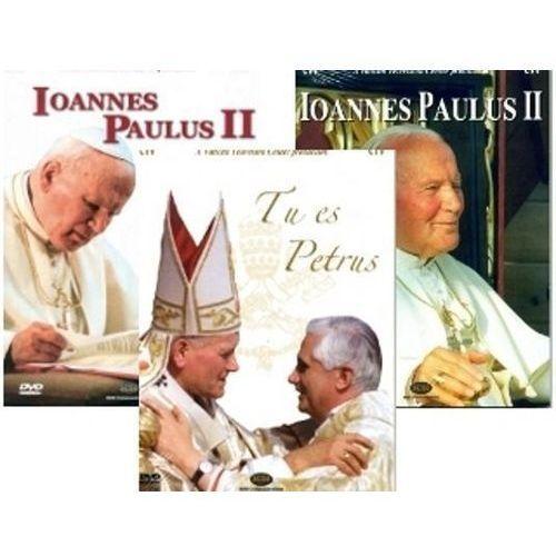 3 filmy DVD o Janie Pawle II - produkt z kategorii- Filmy dokumentalne