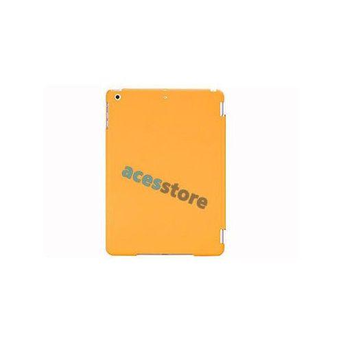 4kom.pl Etui back cover ipad mini matowe pomarańczowe - pomarańczowy