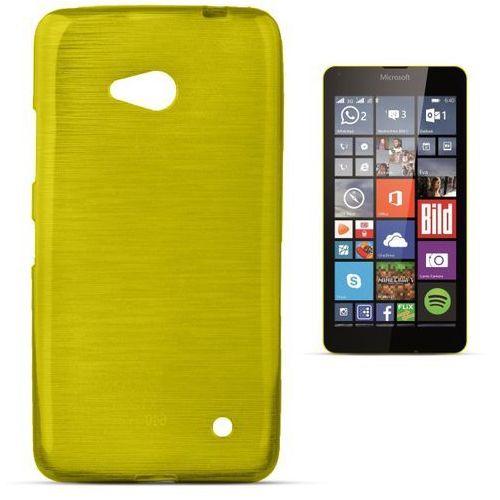 """""""Jelly Brush Lumia 640"""" (Green), kolor zielony"""