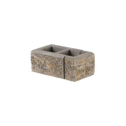 Joniec Bloczek słupkowy 36 x 20 x 14.4 cm betonowy gorc