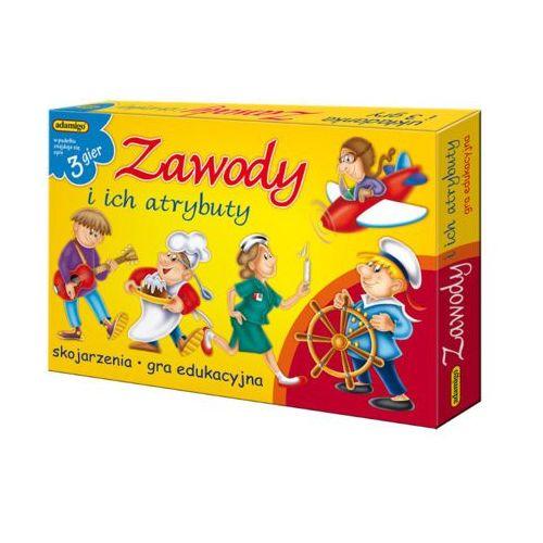 ADAMIGO Loteryjka Zawody i ich Atrybuty (5902410004645)