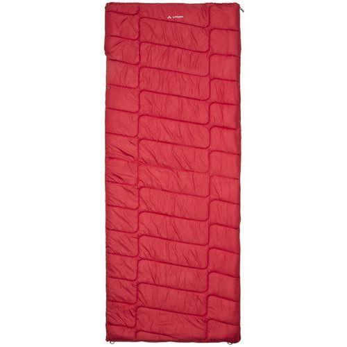 Vaude navajo 500 xl syn śpiwór czerwony śpiwory syntetyczne