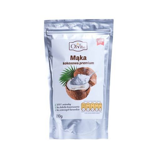 Mąka Kokosowa 200g - Ol'Vita (5903111707071)