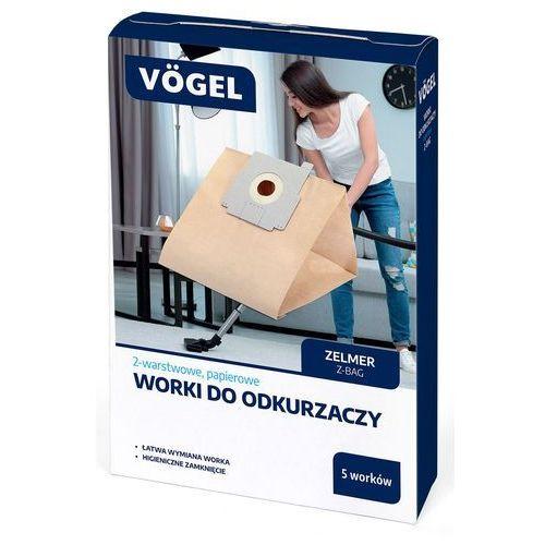Vögel Worki do odkurzacza z-bag (5 sztuk)