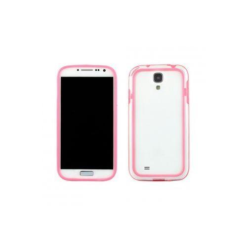 ADVANCED ACCESSORIES Etui BUMPER dedykowane do Samsung Galaxy S4 - różowe Odbiór osobisty w ponad 40 miastach lub kurier 24h - produkt z kategorii- Futerały i pokrowce do telefonów