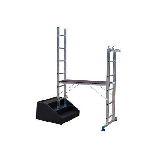 Drabina wielofunkcyjna MacAllister z platformą 11 stopni na schody (3663602773917)