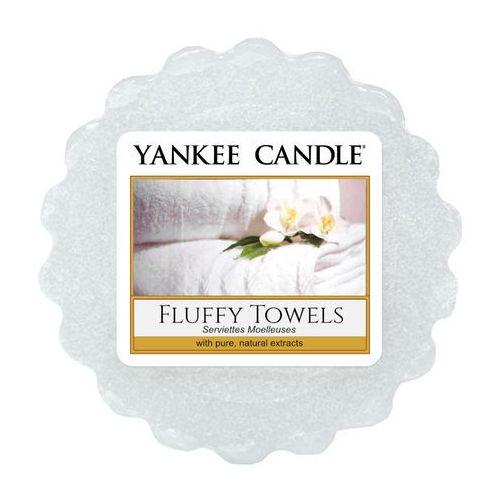Yankee Candle Fluffy Towels 22g WOSK ZAPACHOWY SZYBKA WYSYŁKA infolinia: 690-80-80-88
